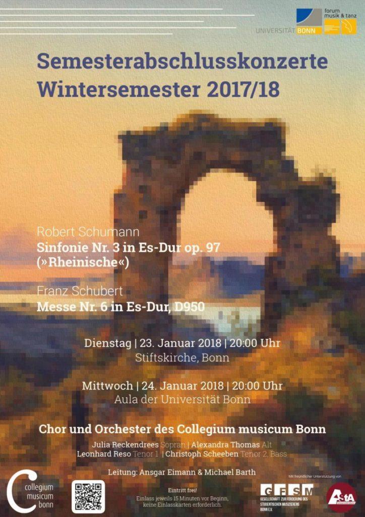 Wintersemester 2017/18
